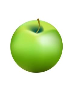 苹果矢量图图片