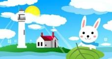 少年兔奇幻漂流图片