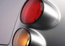汽车外观尾灯图片