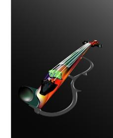 小提琴ai源文件图片