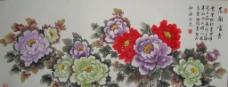 花开富贵图片