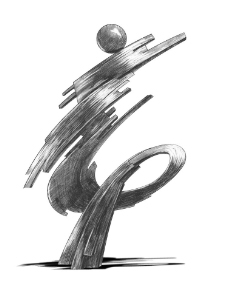 雕塑设计图片