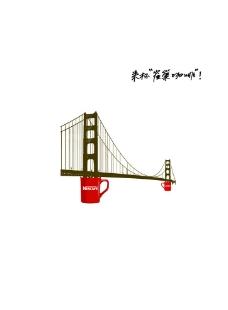 雀巢咖啡海报设计图片