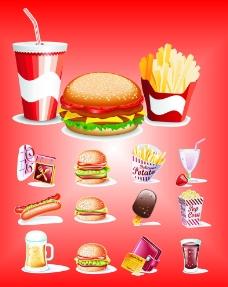 垃圾食品图片