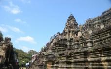 柬埔寨吴哥窟图片