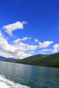 喀纳斯湖图片