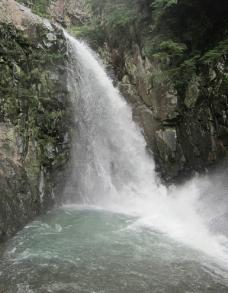 诸暨五泄瀑布图片