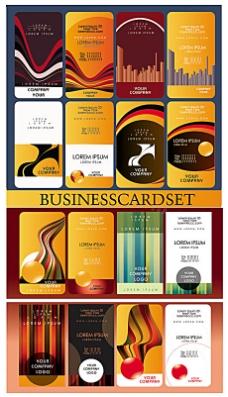 欧式卡片设计矢量素材