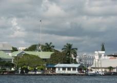 Belize港口风光图片