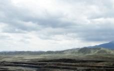 煤矿剥离现场图片