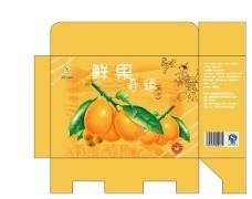 枇杷包装图片