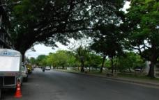 清迈街景图片
