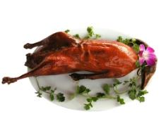 烤鸭 美食图片