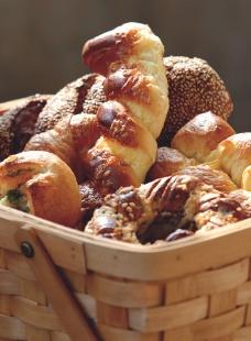 面包 篮子图片