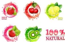 水果矢量图图片