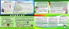 医院宣传画源文件PSD健康知识普及宣传画