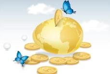 金币 储蓄罐