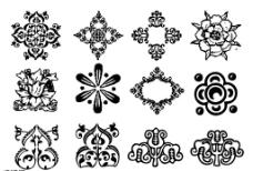 花纹标志图片