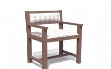 室内家具之椅子0743D模型