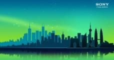 城市壁纸图片