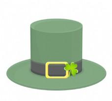 花哨的小妖精帽子与三叶草