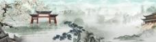 江南烟雨图片