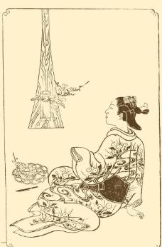 浮世绘图片