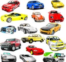 汽车矢量图图片