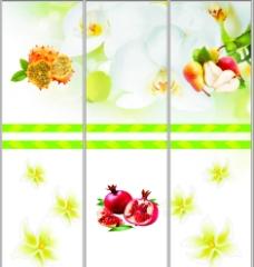 水果移门图片