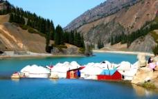 新疆南山图片