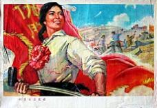 珍藏已久的毛主席时代画册1681张