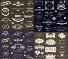 欧式图标花纹图片