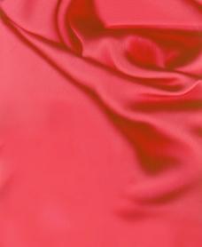 优雅的软红缎子的背景