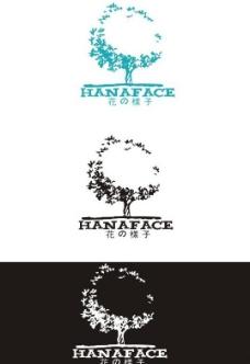 花的样子logo图片