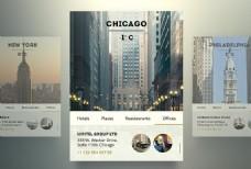 city widgets
