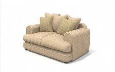 室内家具之沙发0303D模型