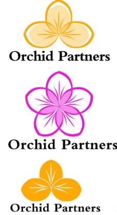 兰花logo素材