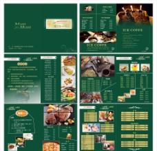 西餐菜谱图片
