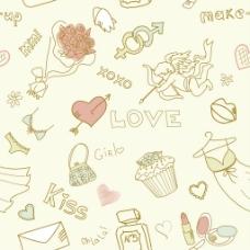 爱无痕的涂鸦