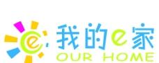 我的e家logo图片