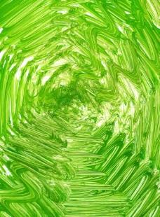 嫩绿色水彩背景