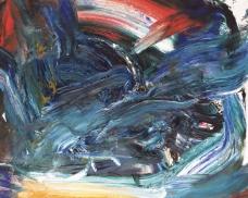 抽象水彩背景