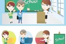 学校7向量