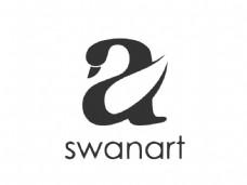 天鹅logo
