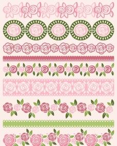 花卉花纹图片