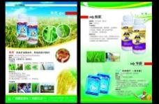 农药dm单 单页图片