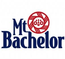 Mt Bachelor logo设计欣赏 Mt Bachelor下载标志设计欣赏