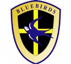Cardiff City AFC logo设计欣赏 Cardiff City AFC下载标志设计欣赏