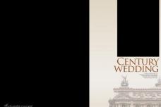 相册模板 婚纱照排版图片