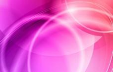 紫色动感线条梦幻背景图片